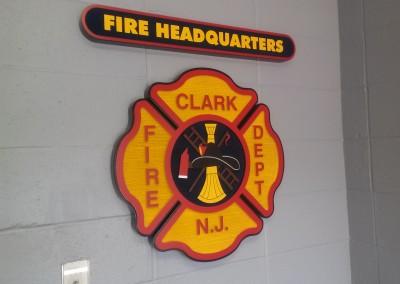 Clark Fire Dept NJ