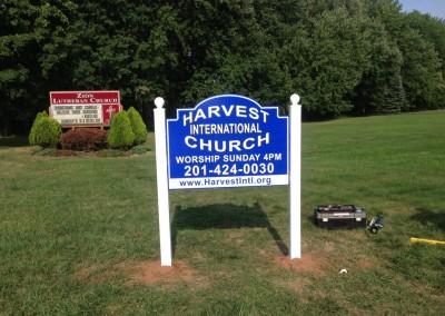 Harvest International Church