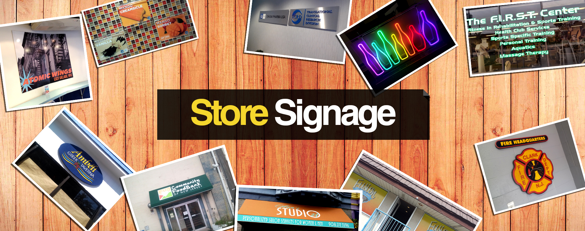 Banner_Store Signage
